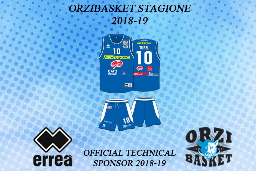 Roster Stagione 2018-19